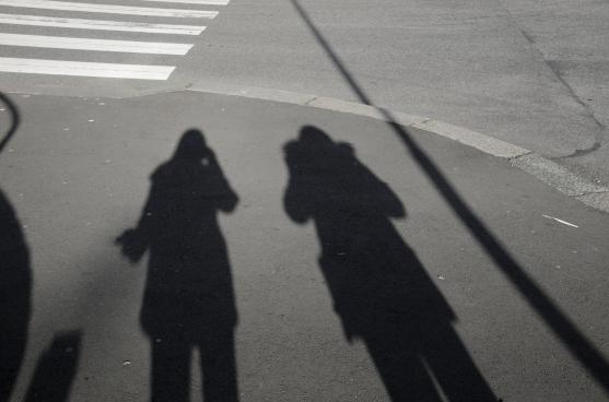meandfrodetakingpicturesofourshadows